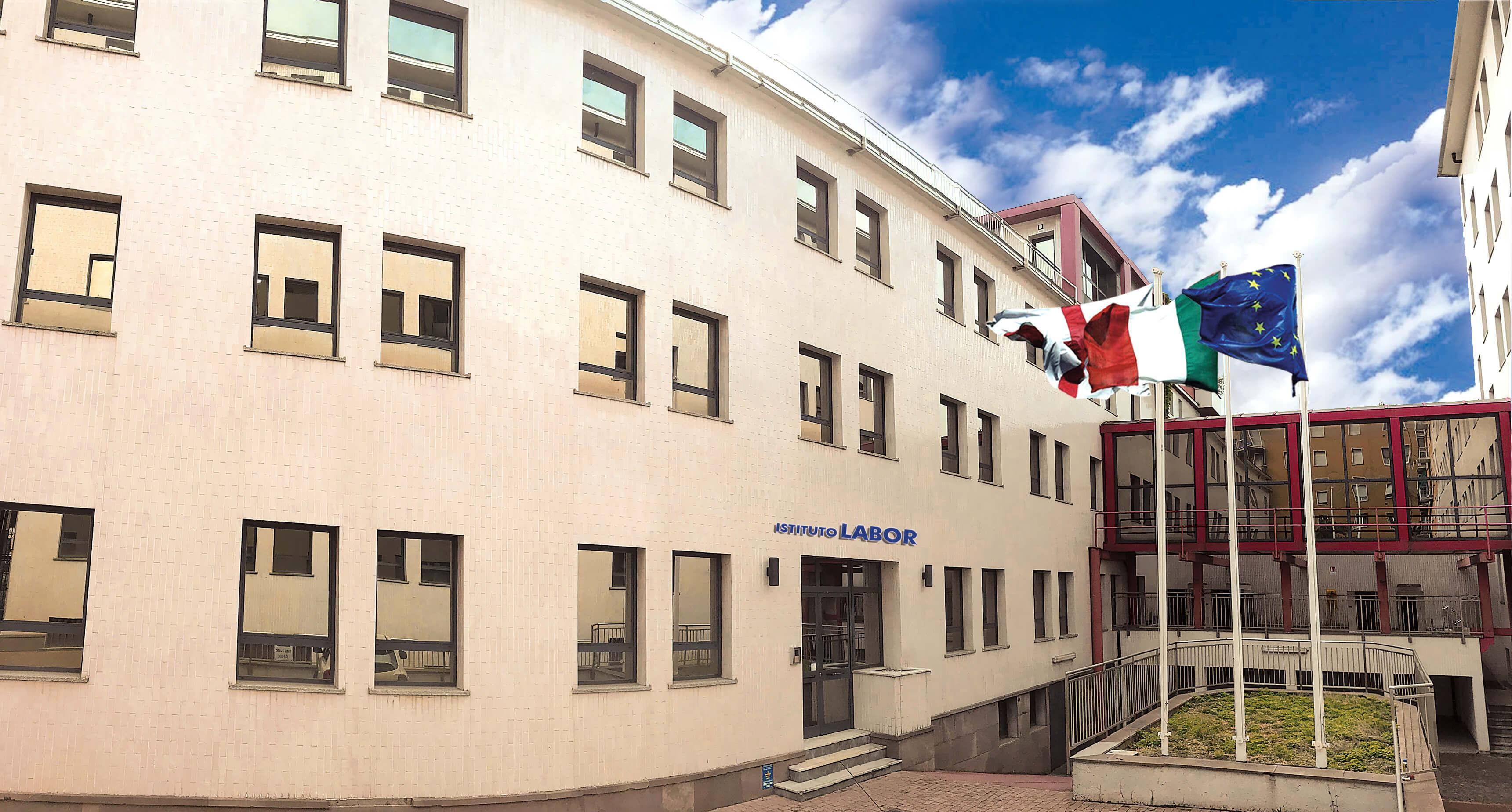 L'Istituto Labor opera nel campo del RECUPERO ANNI SCOLASTICI per aiutare tutti gli studenti in ritardo sul percorso scolastico a conseguire il DIPLOMA.