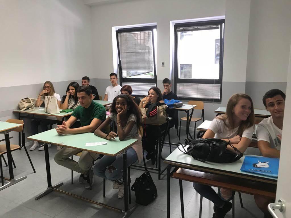 foto di classe