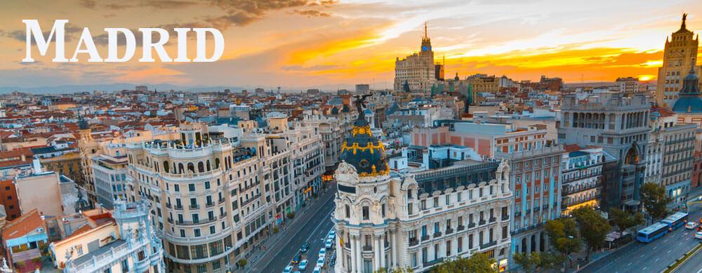 Viaggio d'Istruzione a Madrid