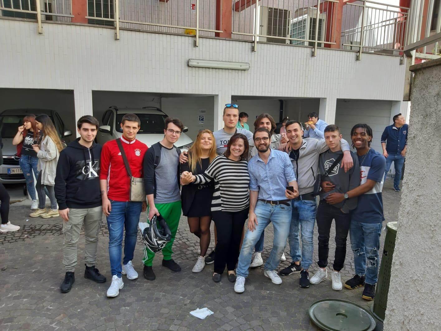 gruppo alunni 3
