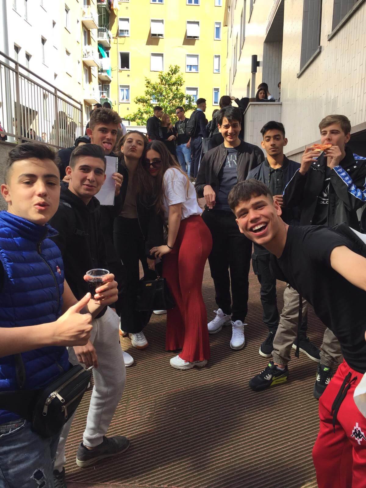 gruppo alunni 1