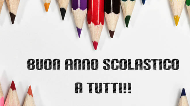 Inizio Anno Scolastico 19/20