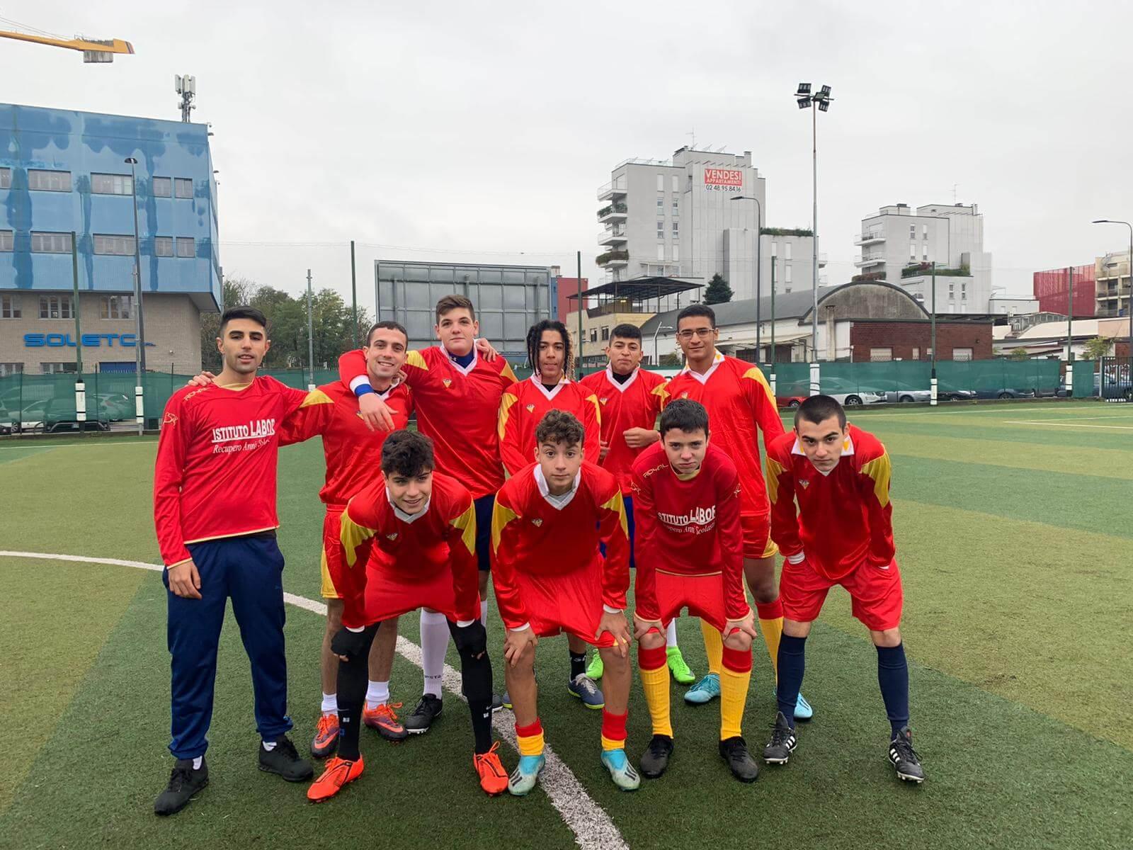torneo calcio labor 1