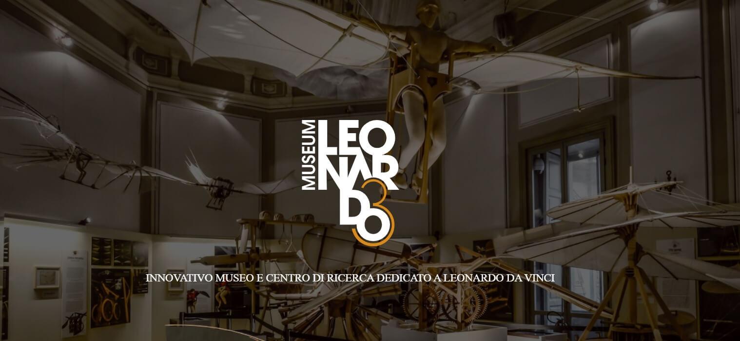 """Mostra """"Leonardo3 Museum"""""""