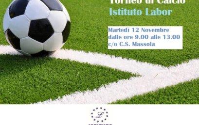 Torneo di calcio d'Istituto