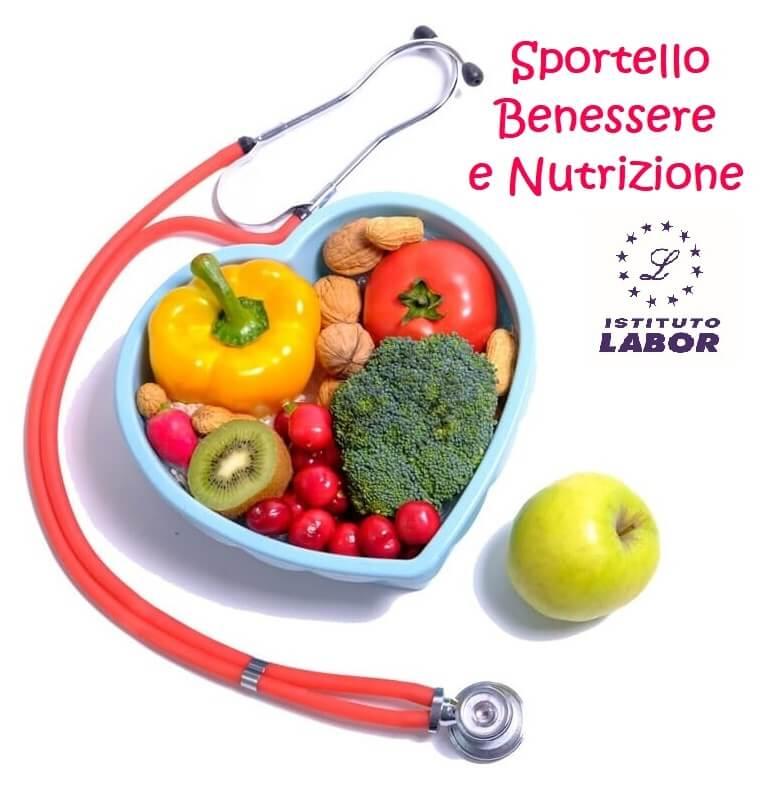 Sportello Benessere e Nutrizione